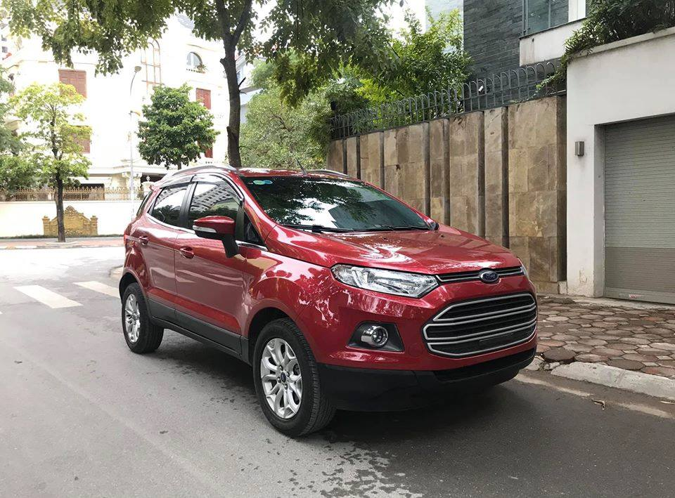 Ford Ecosport 1.5 Titanium sx 2016 màu đỏ