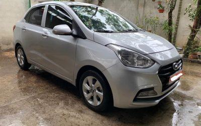 Hyundai i10 1.2AT sedan model 2018 mới đi 20.000 km