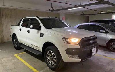 Ford Ranger Wildtrak đk 12/2015 model 2016