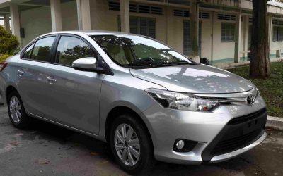 Toyota Vios cũ đời 2016 1.5 AT odo đã đi 35.000 Km