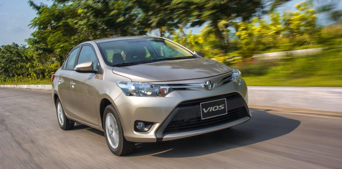 Toyota Vios 2016 Đà Nẵng đã đi 42.000 Km