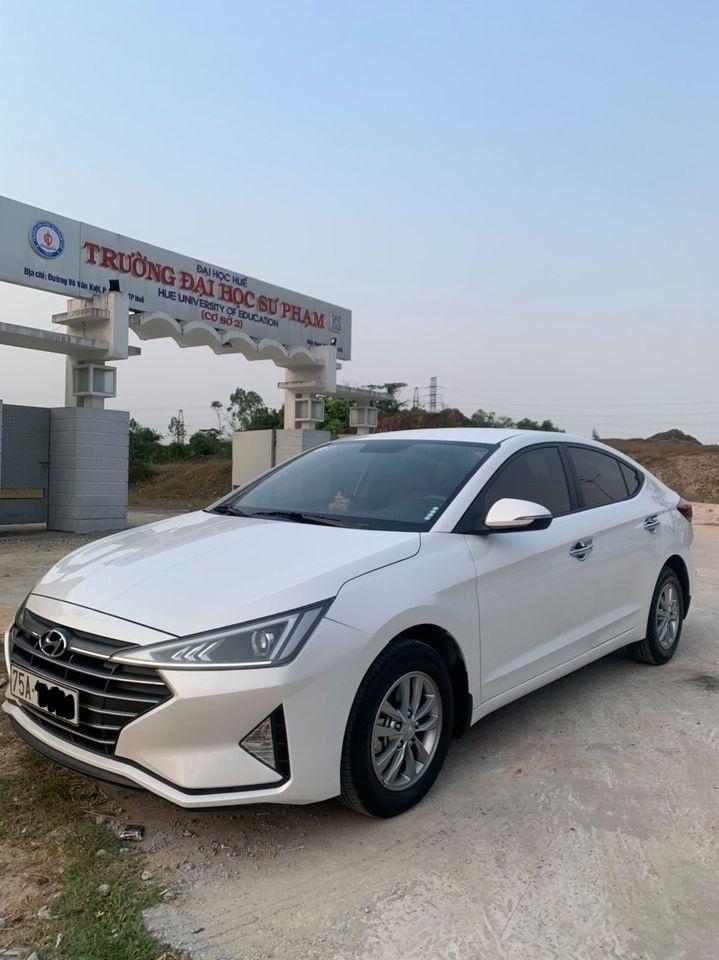 Hyundai Elantra 2020 MT xe gia đình ít sử dụng