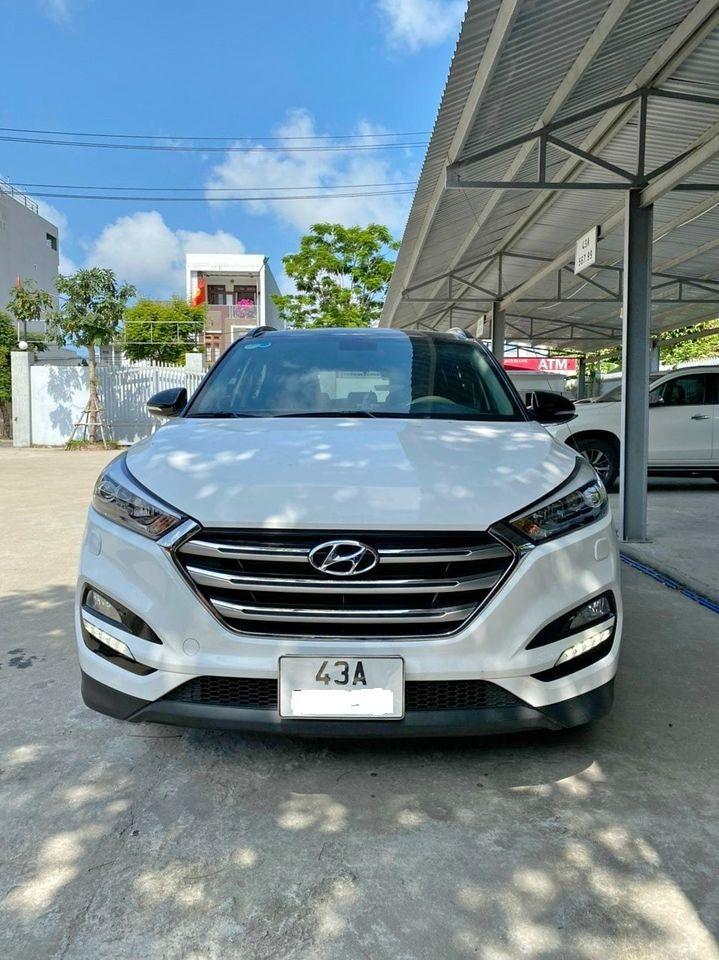 Hyundai Tucson 2016 2.0 AT Xe Cũ Đà Nẵng (xecudanang.vn)