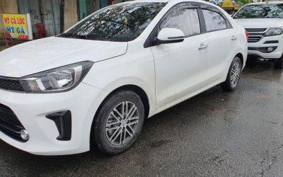 Kia Soluto 2020 bản MT deluxe, xe như mới – mua bán xe cũ Đà Nẵng