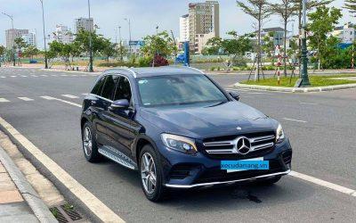 Mercedes Benz GLC300 4MATIC sản xuất 2017 full option
