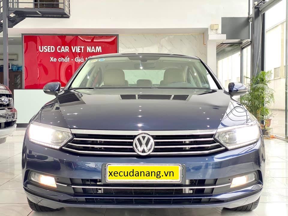 VolksWagen Passat 2017 TSI 1.8 xe ô tô cũ đà nẵng
