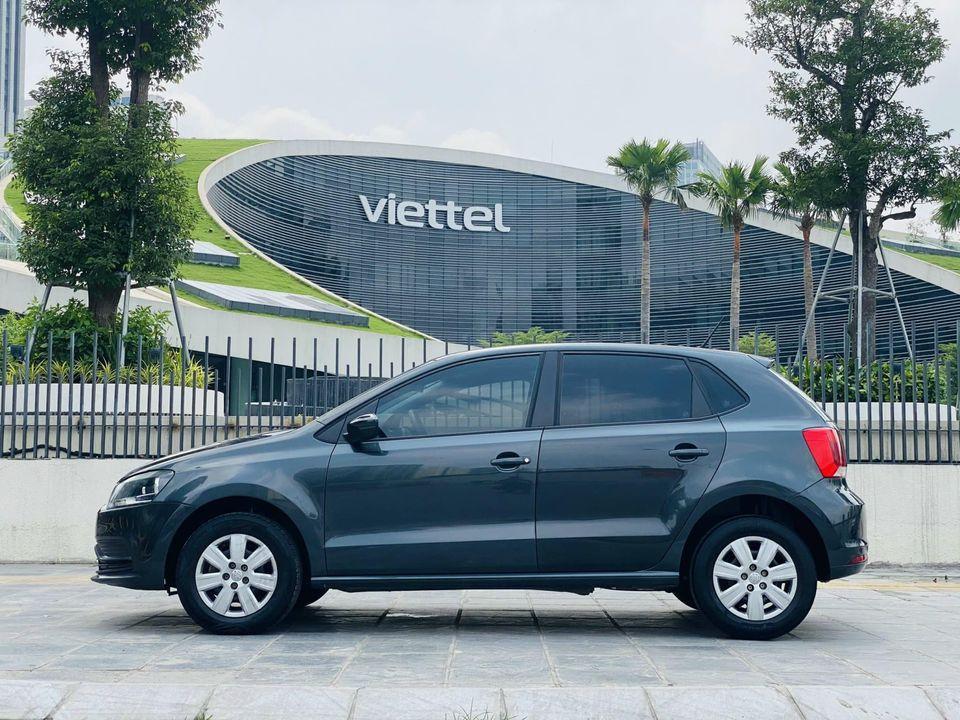 Volkswagen Polo 2017 HB 1.6AT mua bán xe cũ Đà Nẵng