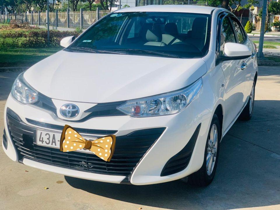 Toyota Vios 2020 E số sàn – Mua Bán Xe Lướt Đà Nẵng (06/2021)
