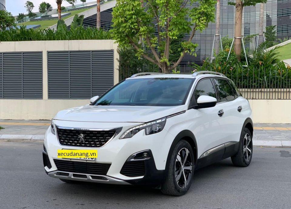 PEUGEOT 3008 1.6AT sx 2018 – Mua bán xe cũ Đà Nẵng (06/2021)