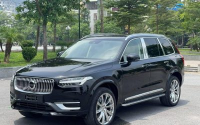 VOLVO XC90 T8 EXCELLENCE LIMITED odo 6000 km (08/2021)