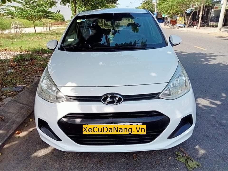 Hyundai i10 2015 XeCuDaNang.Vn máy 1.0