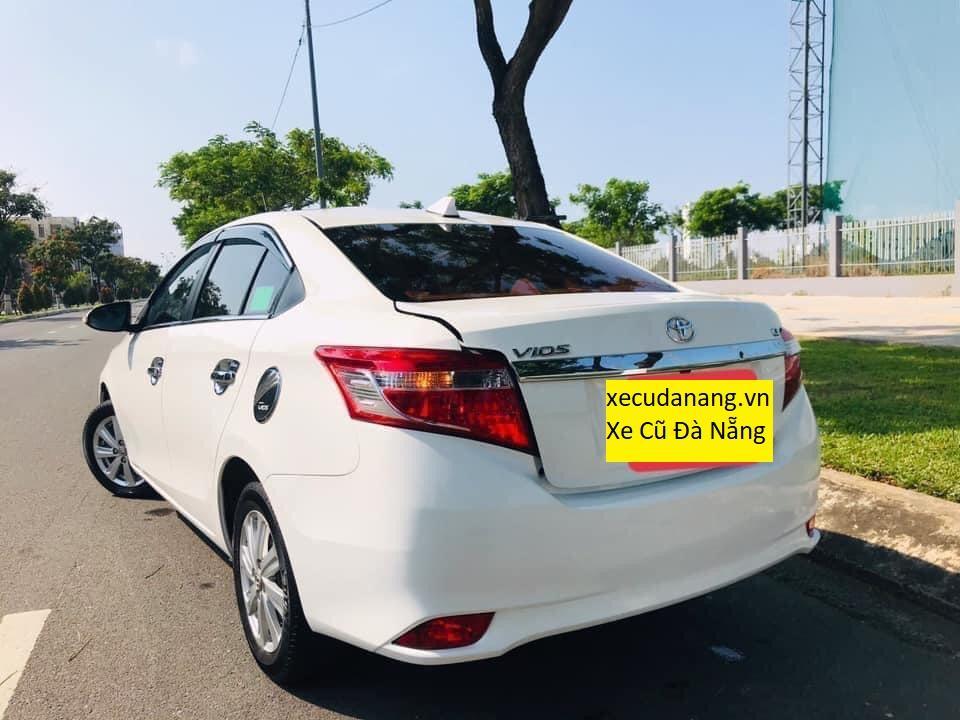 Toyota Vios 2018 AT số tự động biển Đà Nẵng